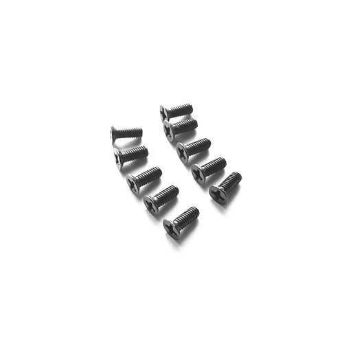 "M3 X 8mm ""Counter-Sunk"" Screws (10pcs)"