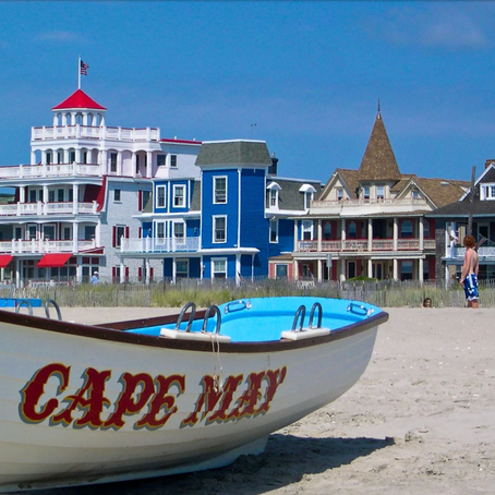 This Giving Tuesday You Could WIN A FREE TRIP to Cape May!