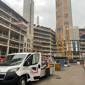 BSS started on site at our flagship job, Cardiff Interchange.