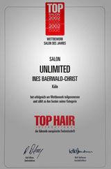 Top Friseur Köln Zertifikat