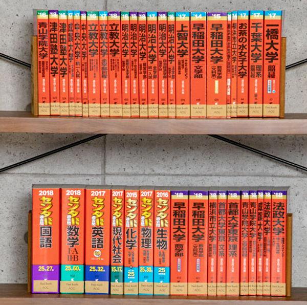 自習室AOGの赤本