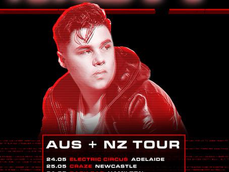 NXSTY  Announces Australia & New Zealand Tour