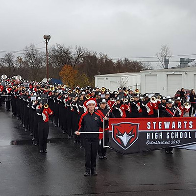 42nd Annual Smyrna Christmas Parade