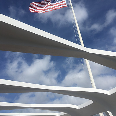 75th Anniversary of the Attack on Pearl Harbor Commemoration Trip