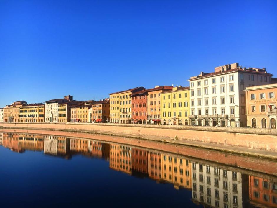 Refletions of Pisa