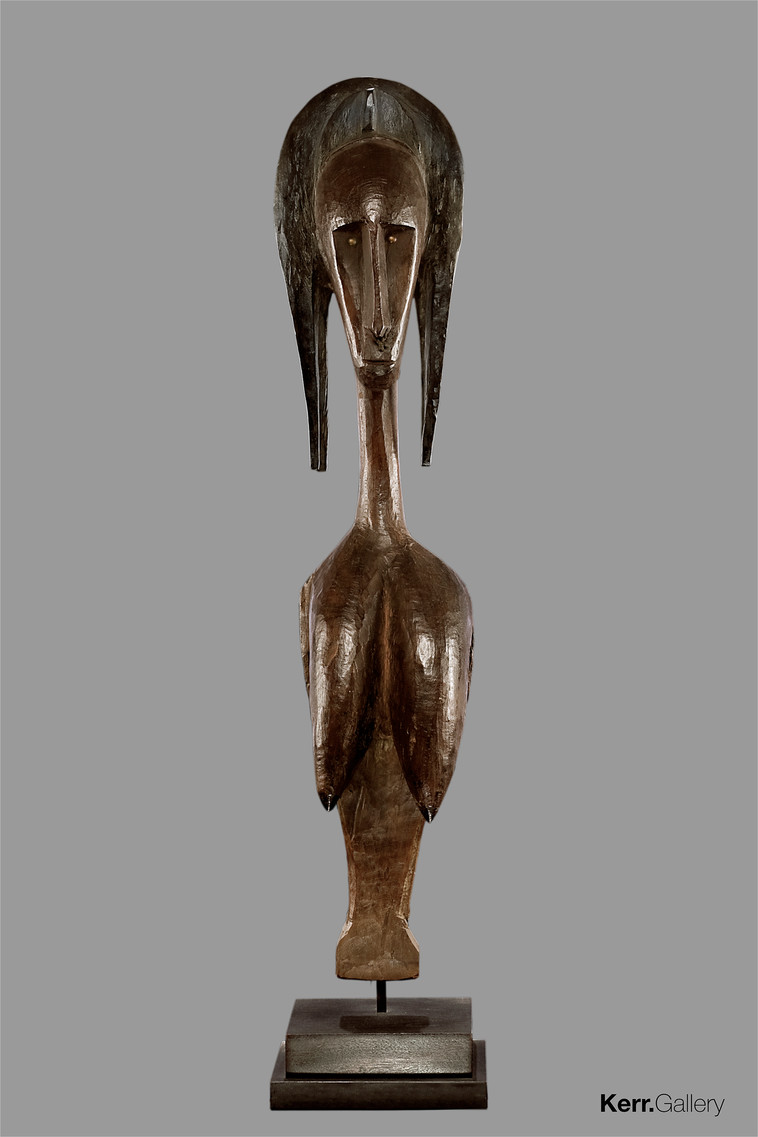 Bamana Sogo Bo Female Figure (K0267)