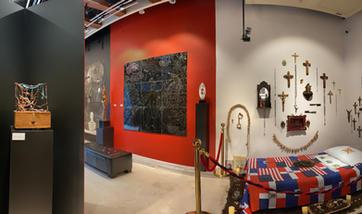 Kerr Gallery East Wall