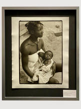 Djuka of Suriname, 1969, by Adger Cowans