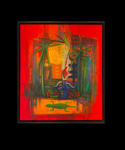Memoria Ancestral / Ancestral Memory, 2020, Jesus Betances