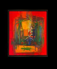 Memoria Ancestral / Ancestral Memory (2020) by Jesus Betances