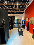 Kerr Gallery, west wall