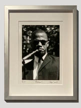 Malcolm X, 1963, by Adger Cowans.jpg