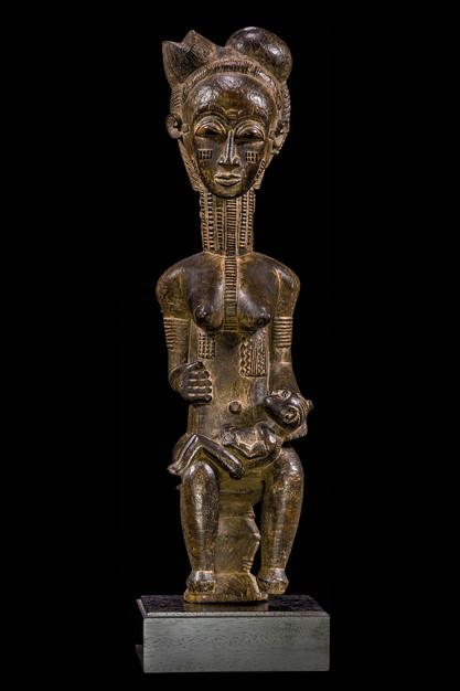 Baule Maternity Figure (K0713)