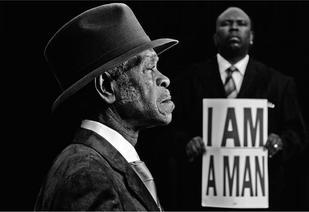 I am a man, 2008, Carl Juste