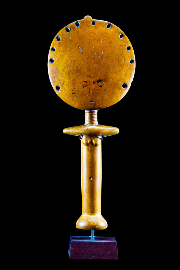 Ashanti Akwa'ba Figure (K0073)