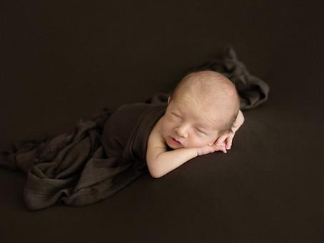 Geelong Newborn Photography - Benji