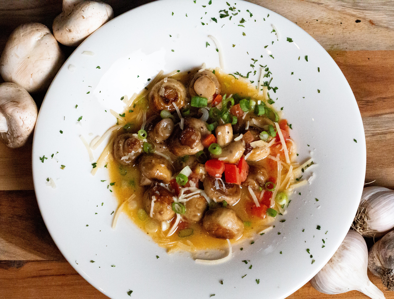 Scampi Mushrooms