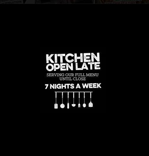 kitchenopenlate