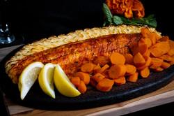 Plank White Fish