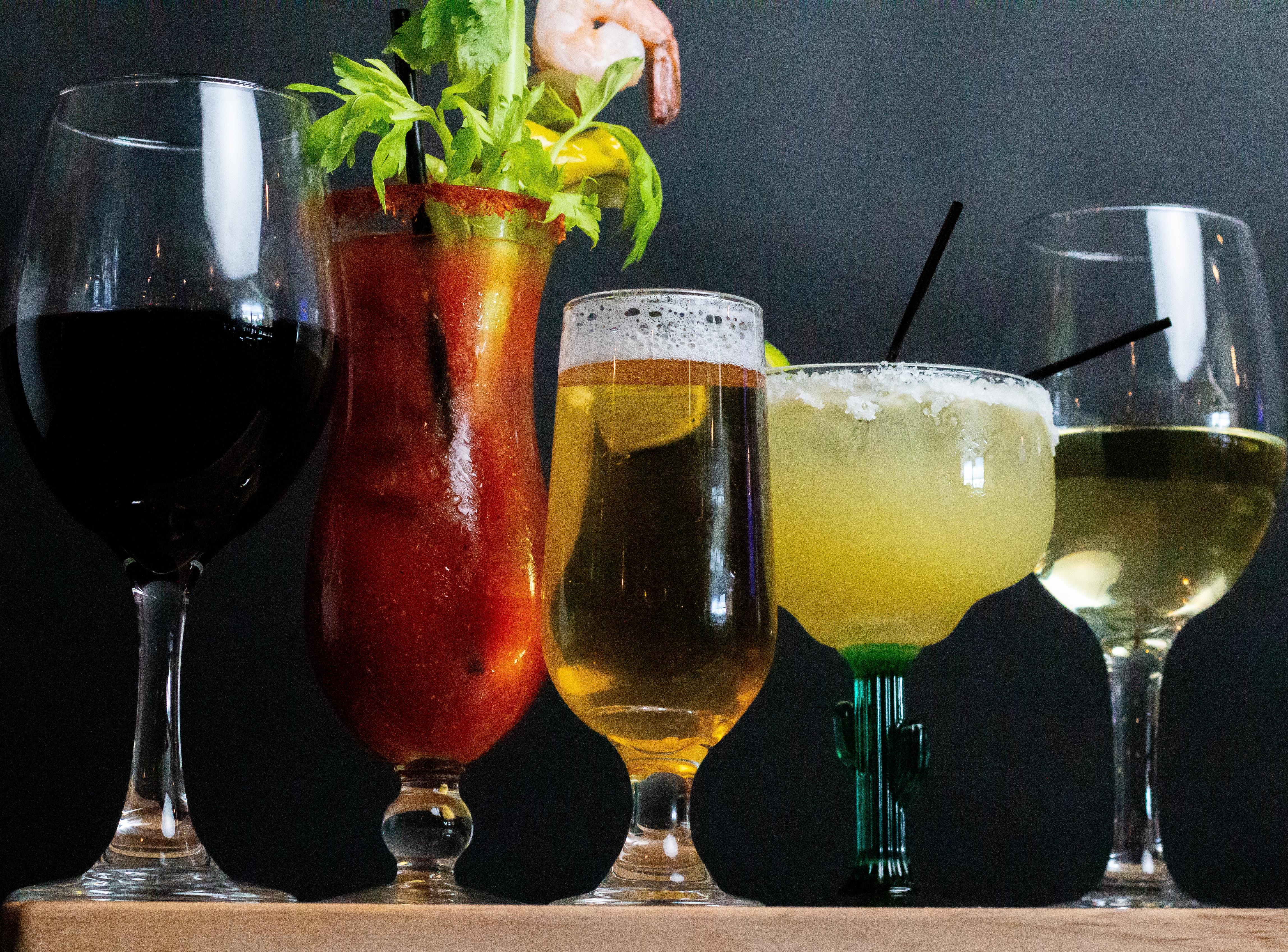 Various Alcohol