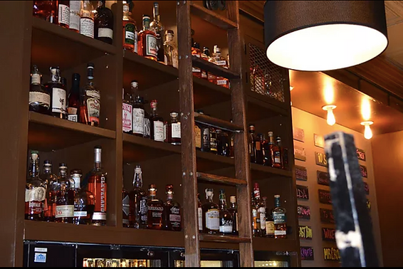 Best whiskey menu in Detroit | Ale Mary's Beer Hall