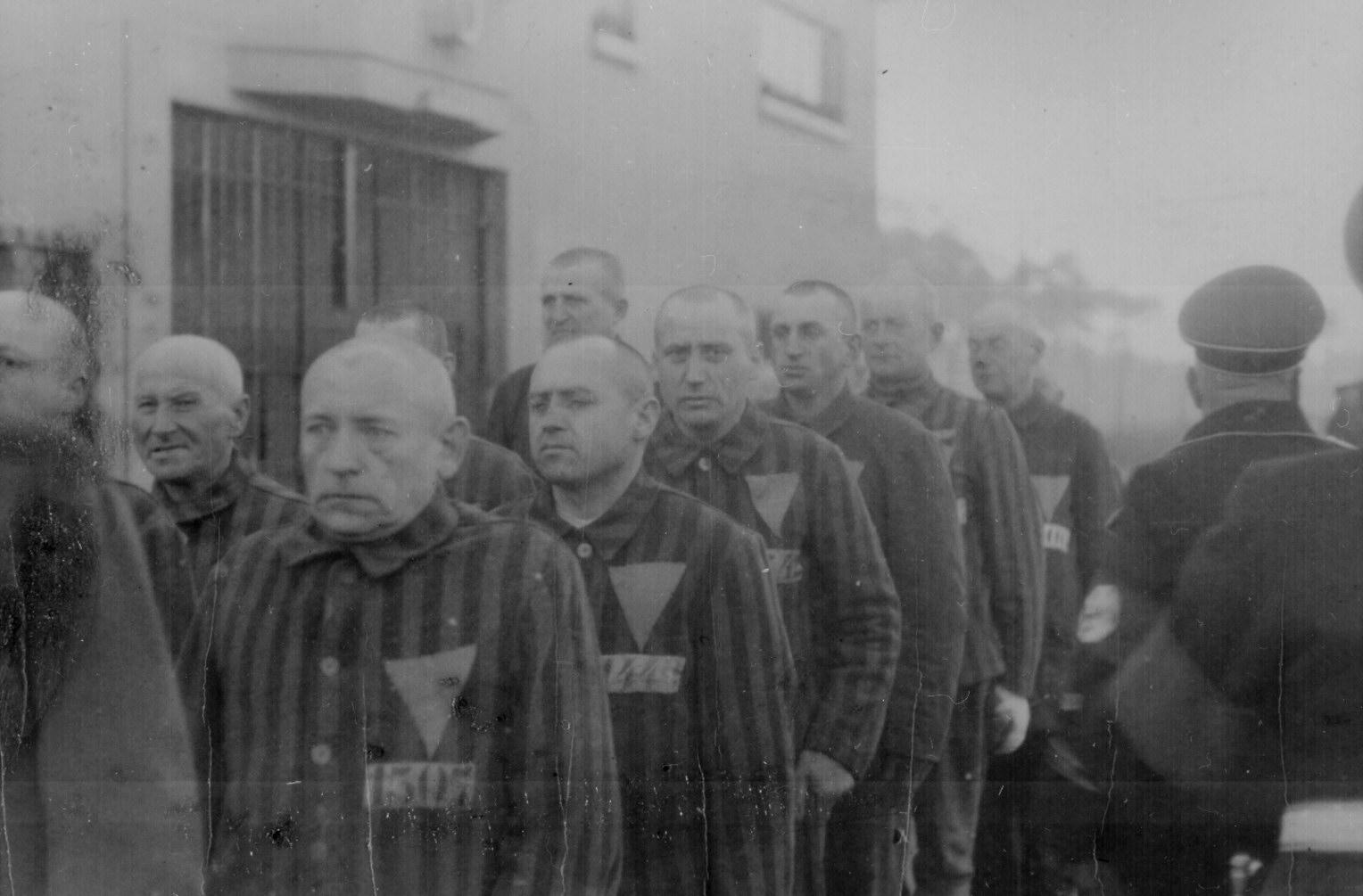 Prisioneiros de Sachsenhausen