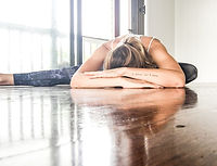 mimi yoga pose - are you listening blog.