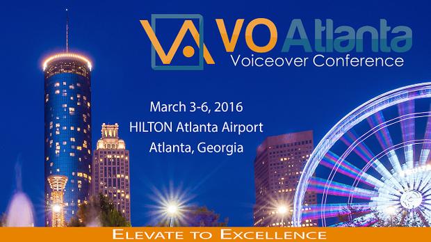 Pilar Uribe speaks at VO Atlanta 2016