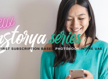 Now Instorya App is easier. Smarter. More beautiful.