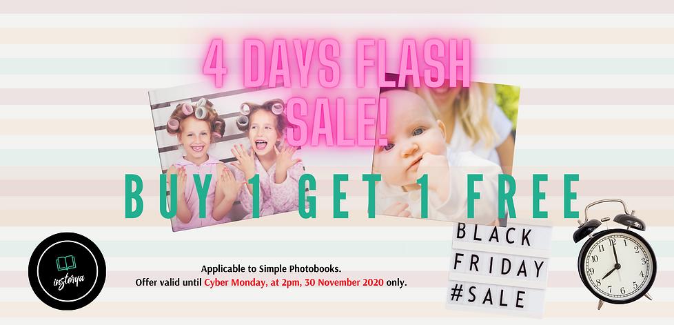 Instorya UAE Black Friday Flash Sale Pho