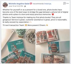 Instorya photo book review