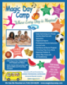 Summer Day Camp Queens NY. Magic Day Camp provides door to door transportation, lunch, trips, daily swimming, dance and martial arts