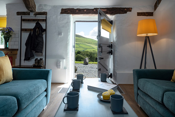 Boutique Holiday Cottage Photography