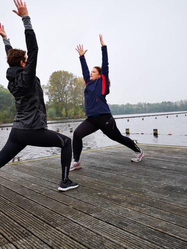 Vitality Warehouse Mindful Run Yoga