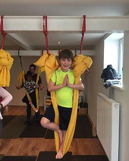 Aerial Yoga Kids | Vitality Warehouse