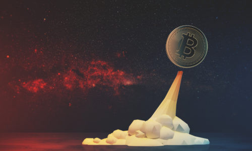Bitcoin about to rise