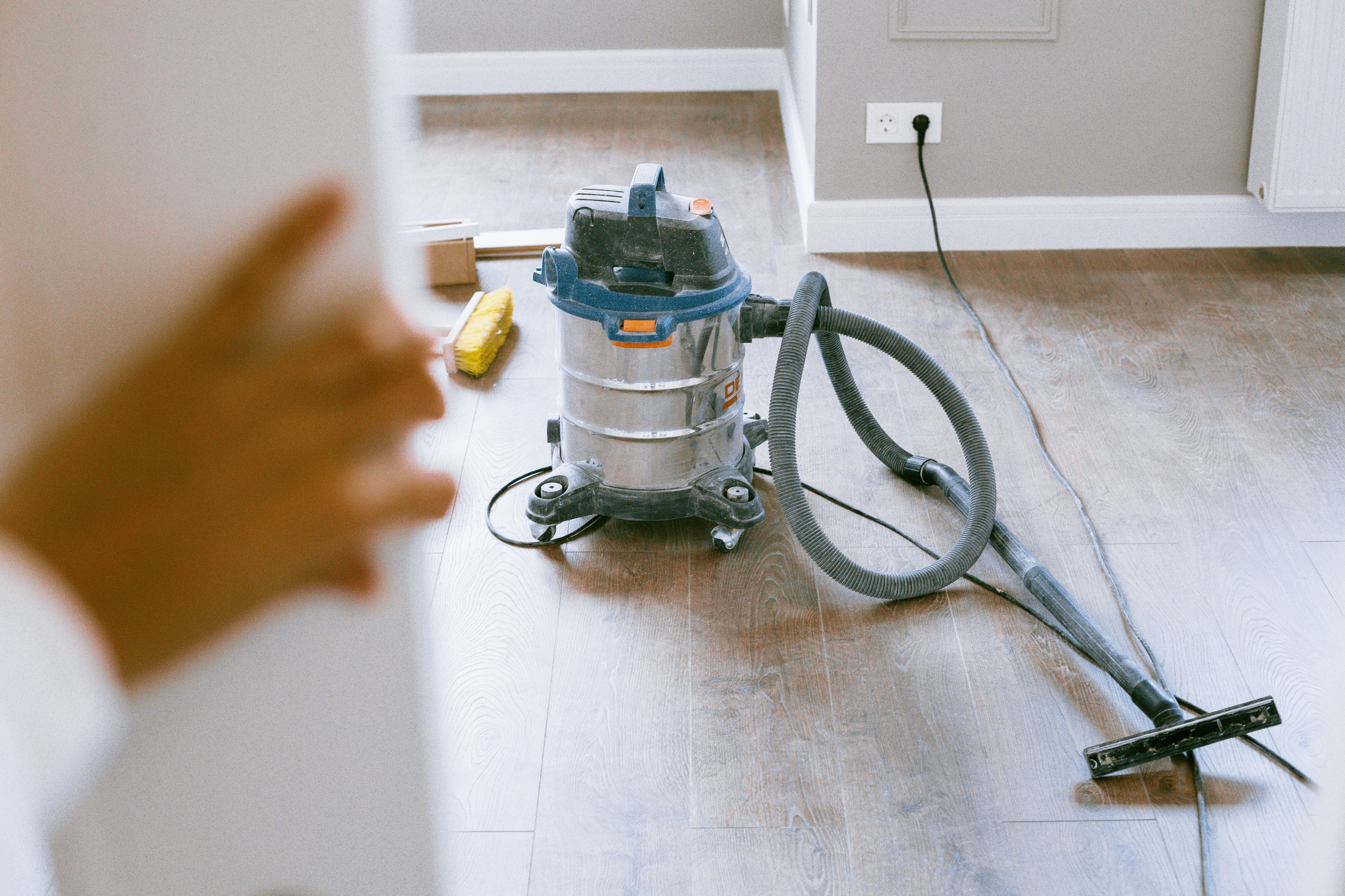 Post Renovation and Construction Clean