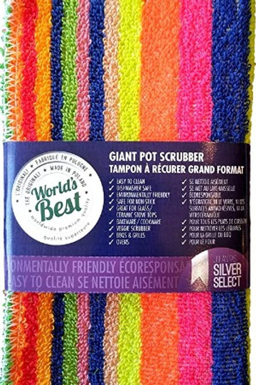 World's Best - Giant Scubber 1 pack