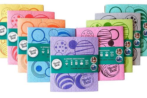 World's Best - Sponge Cloth 1 pack