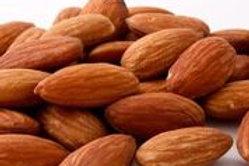 Whole Almonds per 100g