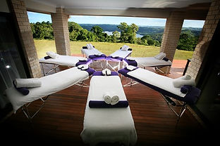 Corporate massage Sunshine Coast Queensland