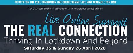 Online Real Connection Summit | Emile Steenveld