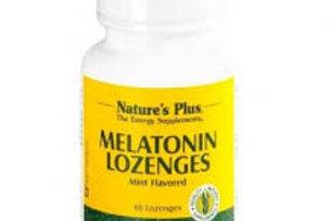 Melatonin Lozenges by Nature's Plus 60Tabs