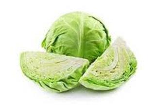 Organic White Cabbage, Per 250 g