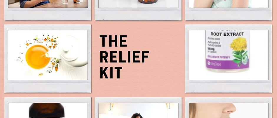 Immediate Relief Kit