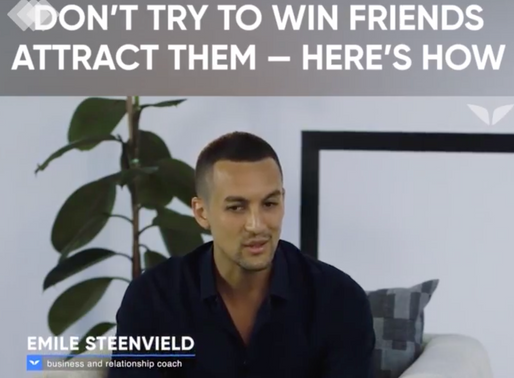 Mindvalley - Don't Win Friends. Attract Them.
