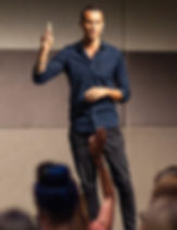 Emile Steenveld | Mindfulness Coach