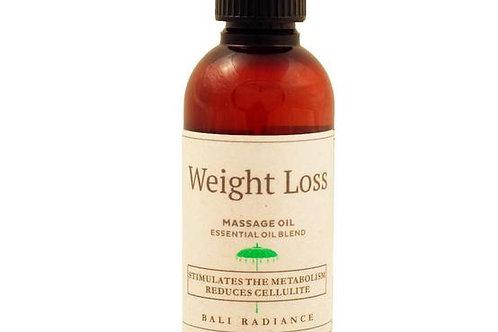 Weight Loss Massage Oil by Bali Radiance 60ml