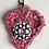 Thumbnail: Pink Coral SARI SILK HEART