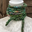Thumbnail: Traditional Tree NECKWRAP with Bespoke Upcycled Scarf Ring